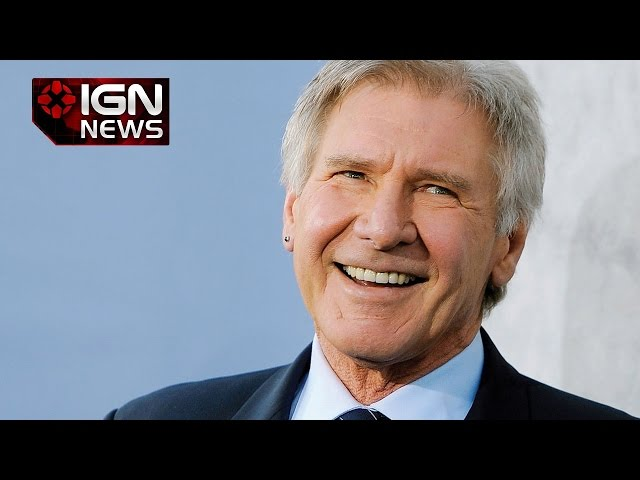 Harrison Ford Involved in Plane Crash - IGN News