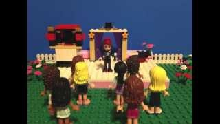 LEGO Friends - Magic Show - Stop Motion