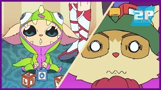 LoL Anime- GNAR x Teemo! (League of Legends animation)
