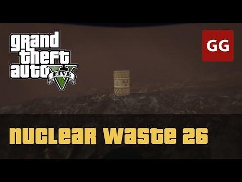 Nuclear Waste 26 — GTA 5