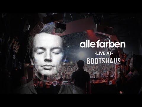 ALLE FARBEN Live [FULL SET] @ Bootshaus Cologne 2017