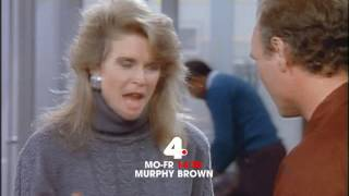 Murphy Brown (1988) - Official Trailer
