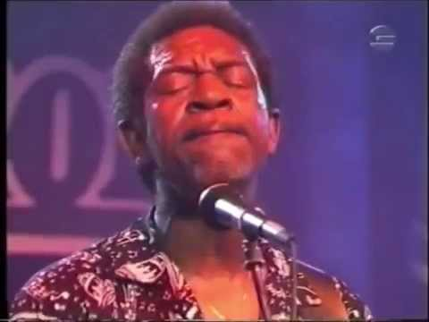 """Luther Allison """"LIVE """"Bad news is coming full version"""