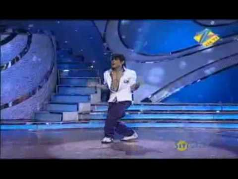Lux Dance India Dance Season 2 March 12 '10 Kunwar (amar) video