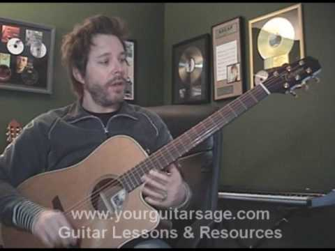 Guitar Lessons - Teach Your Children by Crosby, Stills, Nash & Young Beginners Acoustic songs