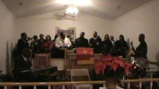 "Christopher Chapelle ""Every time I turn around he keeps blessing me"" sung by LWCC of lyons, ga"