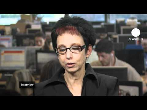 euronews interview - Dealing with trauma and disaster - Avital Ronell