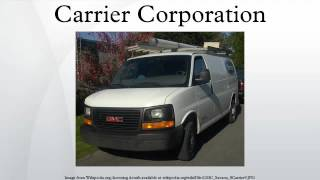 Popular Carrier Corporation & Air conditioning videos