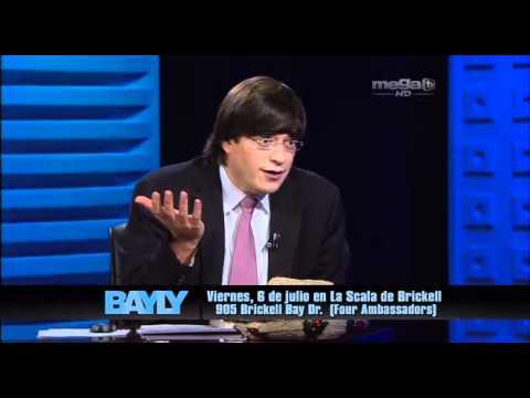 Jaime Bayly y El Conde del Gu ácharo se enfrentan por las elecciones de Venezuela