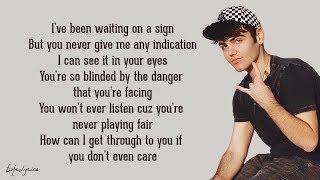 Paroles Nico Collins - Look the Other Way (Lyrics)