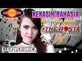 Elda Veronica - Kekasih Rahasia  ( Official Lyric Video ) - The Rosta