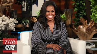 Michelle Obama Talks Malia 39 S Heavily Guard Prom Send Off And More Thr News