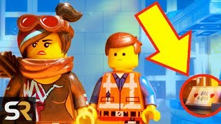 25 Secrets You Missed In The Lego Movie 2: The Second Part