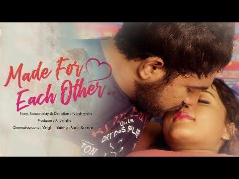 Made For Each Other Telugu Short Film    2019 Latest Telugu Short Films    NSE