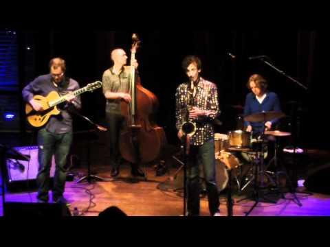 House by the Lake - Iman Spaargaren Quartet live @ BIMhuis Young VIP Tour 2012 say it loud!.MOV