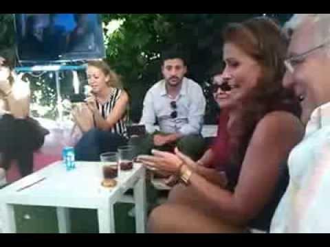 Ana Belén Ballesteros en Nübba Lounge