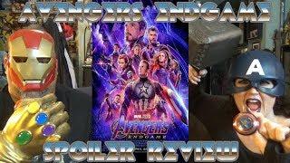 Avengers Endgame Spoiler Review (Ep.66)