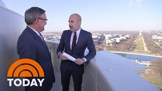 'The Best View In Washington' From Top Of The US Capitol | TODAY