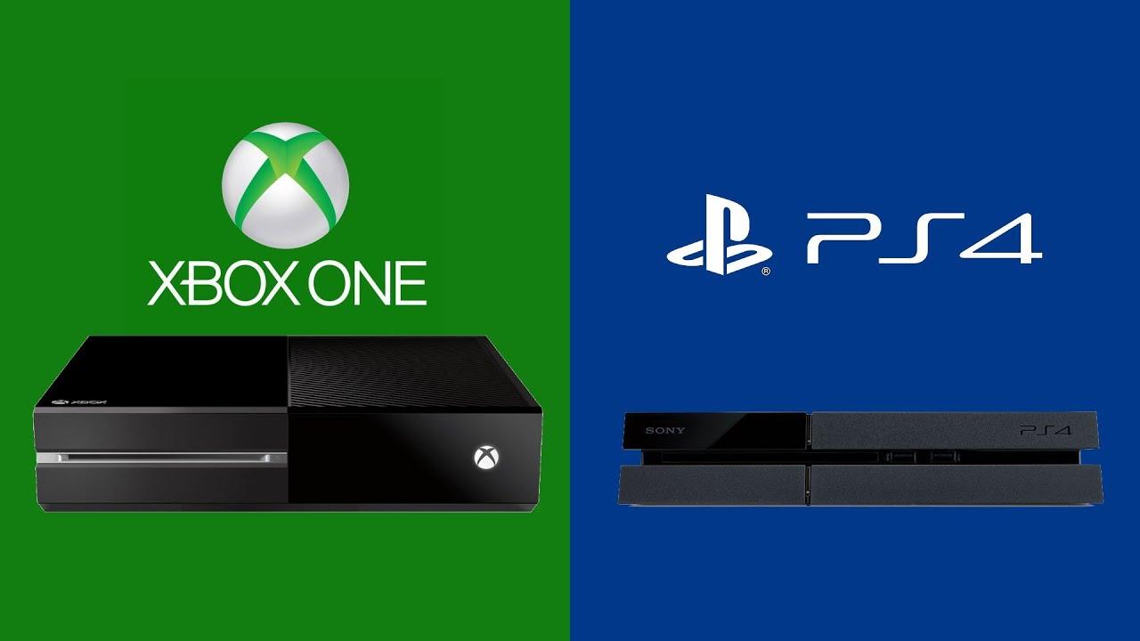 Playstation vs Xbox Wallpaper Ps4 vs Xbox One