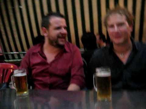 """Vietnamese """"Naked"""" Beer Hoi"""