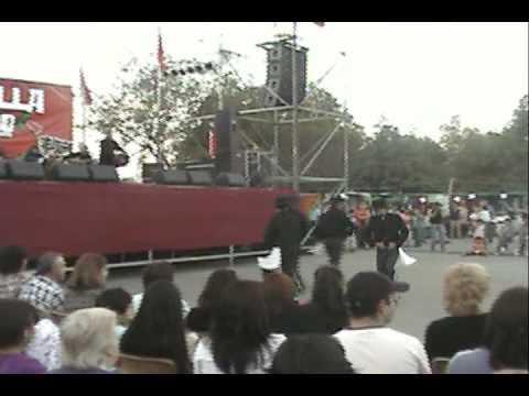 DANZA SECUDIANA DEL 2000 - ECOS DEL TIEMPO - LO PRADO 2009