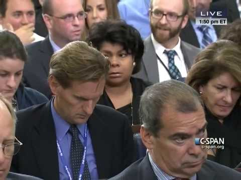 Jay Carney Walk Out