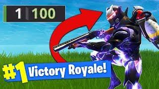 My *BEST* WIN EVER In Fortnite Battle Royale!