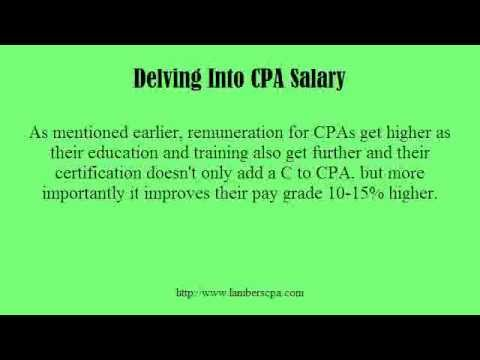 an overview of the job of certified public accountant The washington society of certified public accountants is the only organization in the state of washington dedicated to serving the professional needs of cpas, educating consumers about cpas and the services they provide, and encouraging students to study accounting and enter the profession.