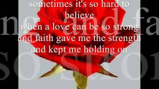 Love Of My Life Jim Brickman Michael W Smith