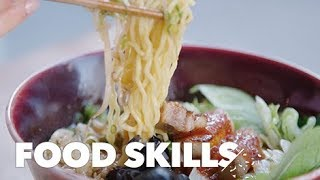 Korean Ramyun Is a Must for Noodle Obsessives | Food Skills