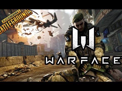 WARFACE Battle Royale - PUBG nebo H1Z1 Zdarma [CZ / Česky]