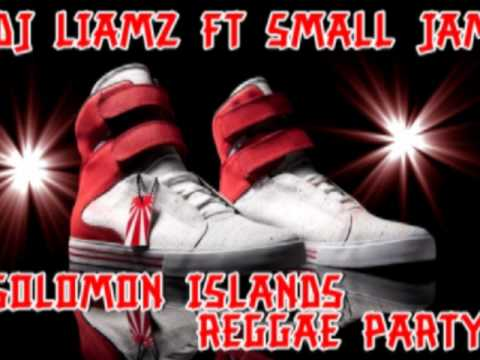 Dj Liamz Ft Small Jam-reggae Party (solomon Islands Vibes) 2012.wmv video