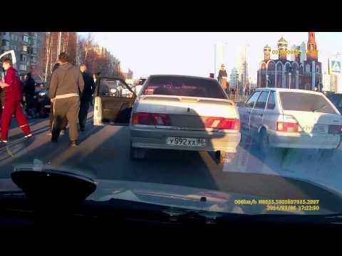 В Нижневартовске на пешеходе сбили мальчика.