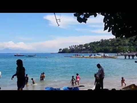 Senggigi Beach, Lombok Indnesia.