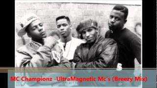 Watch Ultramagnetic Mcs Mc Champion video
