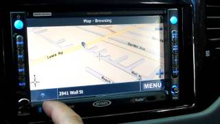 Jensen NAV101 GPS Navigation for VM9022 VM9022HD VM9022HDN and others
