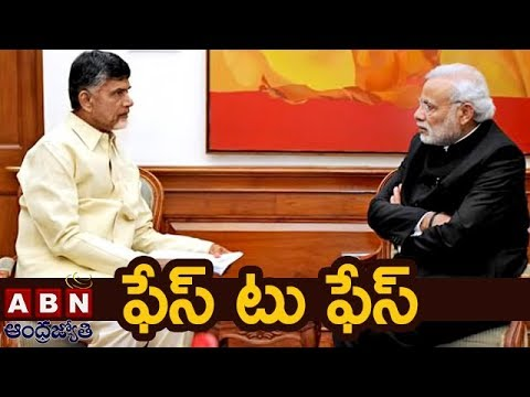 CM Chandrababu Naidu to Face PM Modi in Niti Aayog Meet
