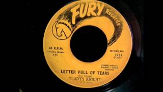 Gladys Knight & The Pips - Letter Full Of Tears