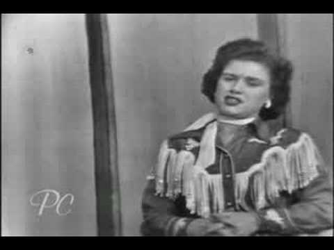 Patsy Cline - A Church A Courtroom Then Goodbye