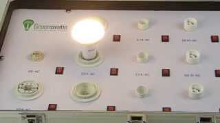 video E27 LED Reflectorlamp 8W Warm Wit