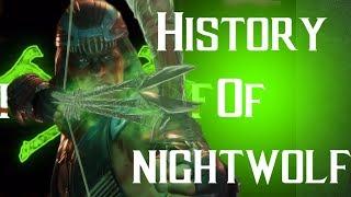 History Of Nightwolf Mortal Kombat 11 (REMASTERED)