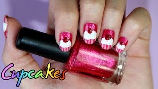 Nageldesign - Cupcakes | Collchen14