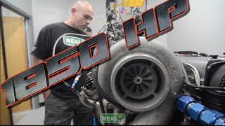 1851HP 2JZ - RS1600 Engine Development - Real Street