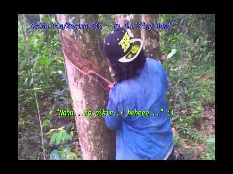 Kesian Gia - GunSing Band (Unofficial Video - versi Kadazan...