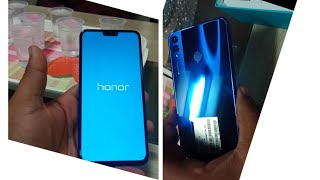 Unboxing honor 8x amazon