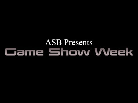 The Overlake School Game Show Week 2014