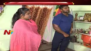 Special Story on International Body Builder Sudheer || Kurnool