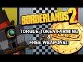 Borderlands 2 - Unlimited Torgue Tokens/Machine Trick Tutorial {PS3}