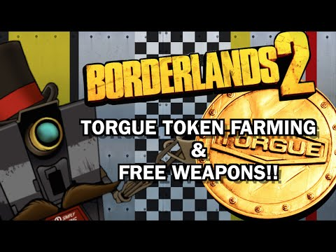 Borderlands 2 - Unlimited Torgue Tokens/Buy guns for FREE! GLITCH Tutorial (PS3)