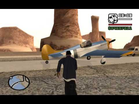 GTA San Andreas PC - How to get the Night Vision Goggles and how to get the Thermal Goggles